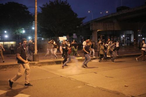 Protesta 31 Octubre