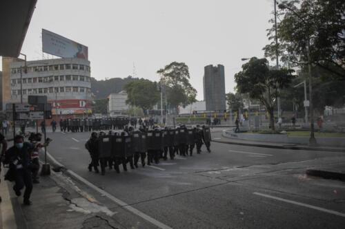 Protesta Jóvenes