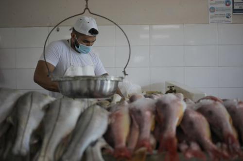 Mercado de Mariscos/Covid